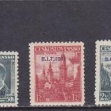 CEHOSLOVACIA 1937 SUPRATIPAR CZ67