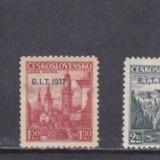 CEHOSLOVACIA 1937 SUPRATIPAR CZ70