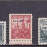 CEHOSLOVACIA 1937 SUPRATIPAR CZ71