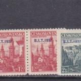 CEHOSLOVACIA 1937 PERECHE CZ74