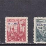 CEHOSLOVACIA 1937 SUPRATIPAR CZ57