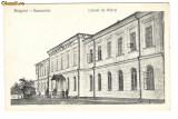316. Bolgrad - Basarabia  liceul de baieti