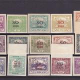 CEHOSLOVACIA 1920 CZ138