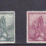 CEHOSLOVACIA 1936 CZ89