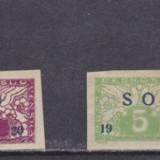 CEHOSLOVACIA 1920 CZ143