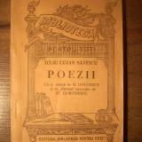 Iuliu Cezar Savescu - Poezii / Anii '20 / Raritate, Avangarda