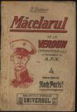Dumur , Macelarul de la Verdun , 1926 , ed. I - a , Batalia de la Verdun
