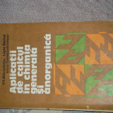 Aplicatii de calcul in chimia generala si anorganica -col.univ.