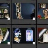 Template-uri PSD pentru fotografii de nunti - NOU - Software Editare video