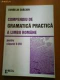1611 Corneliu Craciun Compediu de gramatica cls.V-VIII