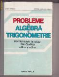 PROBLEME DE ALGEBRA SI TRIGONOMETRIE PT CLS IX SI X, Alta editura
