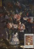 Maxima Flori, picura de Nicu Enea, pictor roman