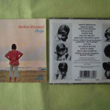BARBRA STREISAND - People - C D Original ca NOU - Muzica Dance