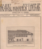 Revista Neamul Romanesc Literar (serie noua,An I,nr.13/1926