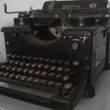 Masina de scris Royal 10 (aprox. din anul 1916)