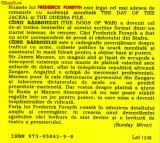frederick forsyth - cainii razboiului