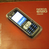 Nokia 6120 classic - Telefon Nokia, Negru, Vodafone, Clasic, Symbian OS