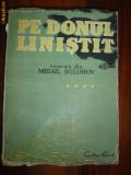 1807 M.Solohov Pe donul linistit vol.IV, 1950