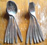 Set tacamuri argintate , vechi., (24 bucati!) !!! (NEGOCIABIL). 7 lei/buc!!!