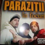 LP vinil Parazitii - In focuri