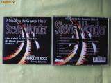 STEVIE WONDER - A Tribute To Greatest Hits - C D Original NOU