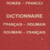 Dictionar francez-roman roman-francez