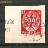 Timbre Germania Reich 1934/*545 Vulturul Imperial cu inscriptie