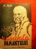 GH. MICLE  - RASCOALA PAMANTULUI  - 1945