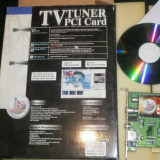 457plu TV Tuner PCI Mentor cu encodare mpeg 4