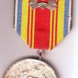 Medalie 25 de ani de la proclamarea republicii