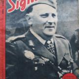 Revista Signal 1944 - editie franceza - Deosebita - Fotografie veche