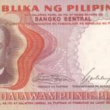 Bancnota Filipine 20 Piso (1969) - P145a UNC - bancnota asia