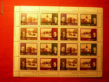 Bloc- Coala16 val. -100 Ani Fotografie canadiana 1989 Canada