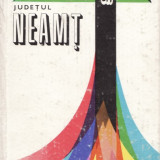 GHID TURISTIC JUDETUL NEAMT - Carte Geografie
