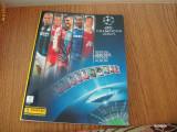 ALBUM STICKER UEFA 2010 - 2011  NOU