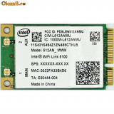 Placa retea laptop 512AN_MMW Intel WiFi Link 5100 a/b/g/Draft-N