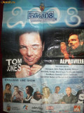 "Cumpara ieftin Afis revelion ""Vanghelion"" Romexpo 2008 Tom Jones, Alphaville"
