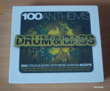 100 Anthems Drum and Bass (5CD)