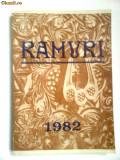 OLTENIA-RAMURI 1982-REDACTOR MARIN SORESCU,CRAIOVA