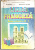 (L06) limba franceza ; manual pentru clasa a X - a