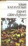 Raport catre El Greco, 1986
