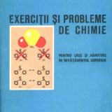 Exercitii si probleme de chimie pentru licee