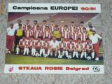 STEAUA ROSIE BELGRAD 1990/1991