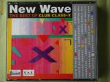 NEW WAVE - THE BEST OF CLUB CLASS X - 2 C D Originale ca NOI, CD