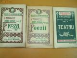 C. Negruzzi Opere complete 3 vol 1915 Reducere 30 %