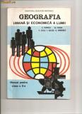(L15) geografie ; manual pentru clasa a X-a