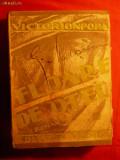 Victor Ion Popa -Floare de Otel -Roman razboi -Prima Ed.1930-desene I.Anestin