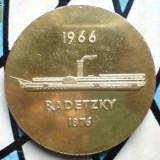 Medalie RADETZKY, 1966.