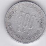 Lot 12 monede de 500 lei Romania 1999 si 2000 - Moneda Romania