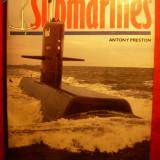 ANTONY PRESTON - SUBMARINES -1982